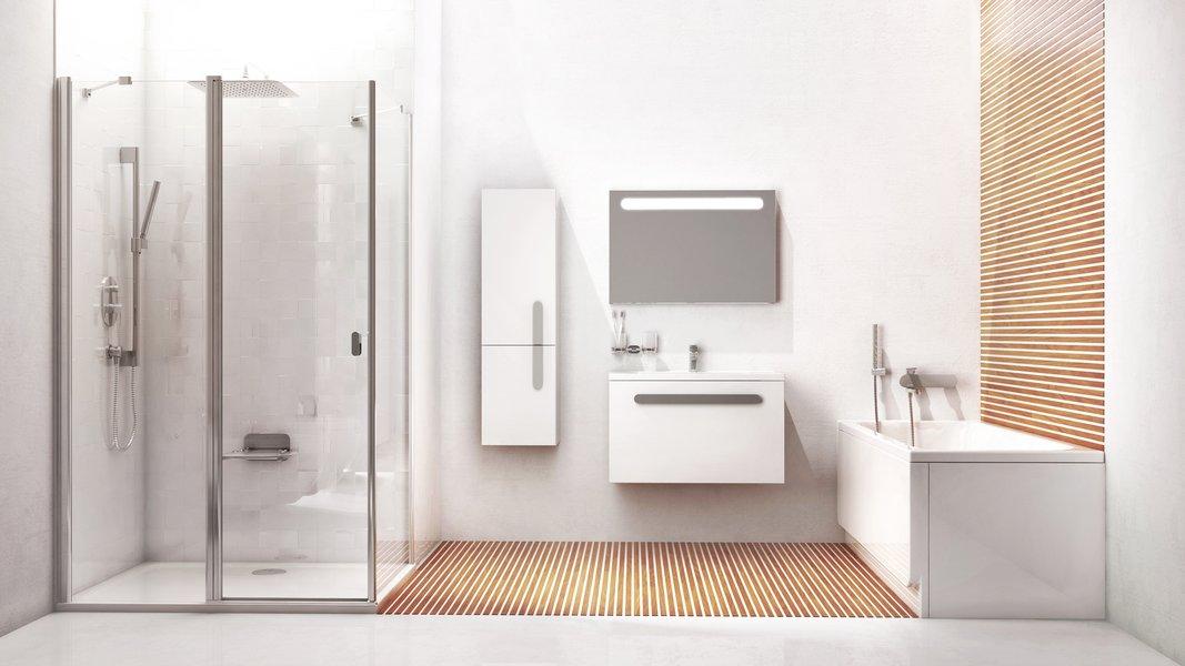 Segítünk, hogyan döntsd el, hogy kád vagy zuhanykabin legyen a fürdődben!