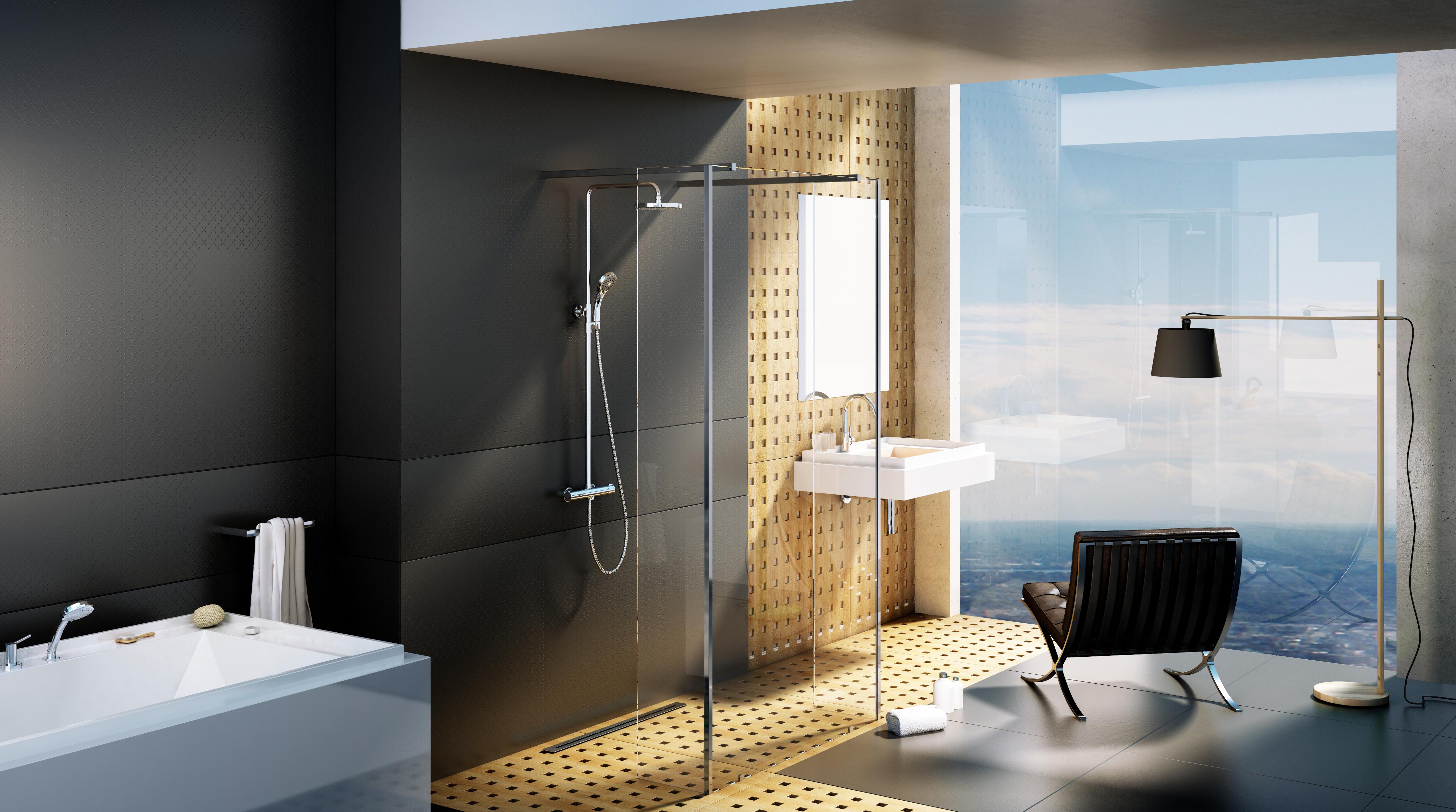 A Walk-In zuhanykabinnal teljesen egyedi zuhanyzó igényeid is megvalósíthatók.